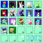 Advent Commissions - 5 points by careas