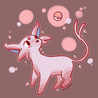 Espeon used Psychic by Southrobin