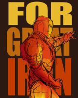 For Great Iron by MethylKy06