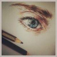 just eye by Seya-tuan