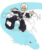 Hitsugaya Commission : Preview by deviantbluebug
