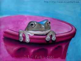 Frog Style by styx-leagon