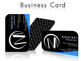 Personal Business Card by 29MiCHi92