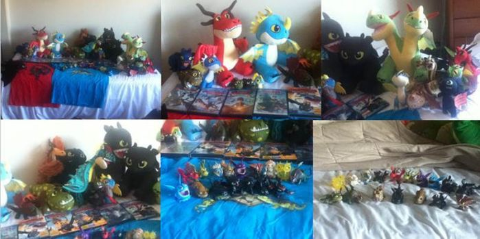 ALL MY MERCHANDISE FOR HTTYD UPDATE #6 by PokeLoveroftheWorld