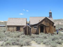 Ghost Town Stock 10 by LaCuisineFolle