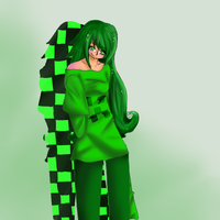 Creeper Girl  by kureo44