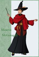 McGonagall rocks. by kit466