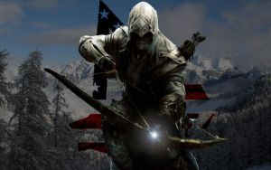 Assassin's Creed 3 Darkness by SuperNinjaMan97