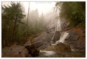 Bridal Falls by Raymaker