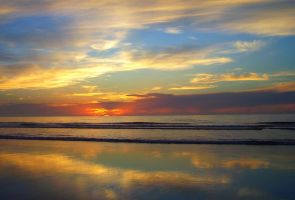 Golden Reflections by MarkedForJesus