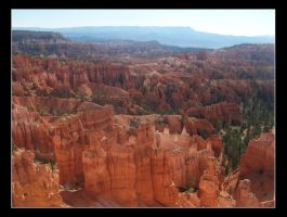 Bryce National Park by tonyeck