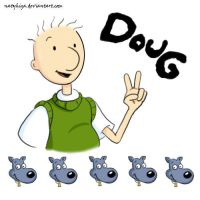 Doug Funnie by natyhiga