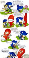 Sonic Boom Comic: Keepin it Sonic Cool by vaness96