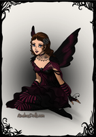 Rose's Rock Fairy Makeover by PiccoloFreakNamick