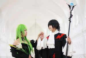 CODE GEASS_U have my words by Dan-Gyokuei