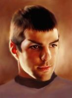 The New Spock by karracaz