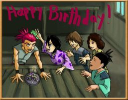 Renji's Birthday by Tenshiryuu