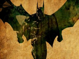 Fly By Night - Batman by TheD3xus