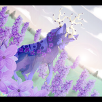 :: Larkspurs Have Just As Much Beauty :: by Coykat