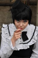 New Gothic Lolita 6 by Kechake-stock