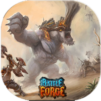 Battle Forge Icon by cojocea2010