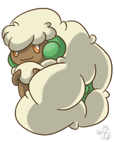 Pokeddexy Day 5: Whimsicott by VaultScout