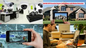 Security Camera Systems Melbourne by itwhiz4