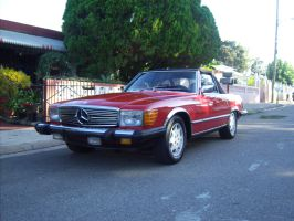 1980 Mercedes Benz 380 SL by Mister-Lou