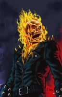 Ghostrider quickie by Ebayson