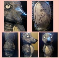 Clay Jar by p0isonheart
