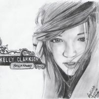 kelly clarkson by hitome