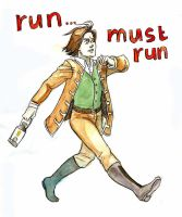 Must run... by GARPIYA