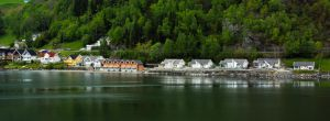 Sailing the fjords to Skjolden 60 by abelamario