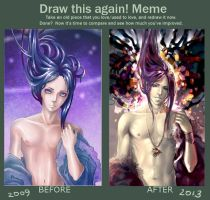 Meme Before And After by Saiprin