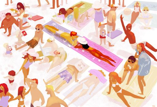 Summer dates. by PascalCampion