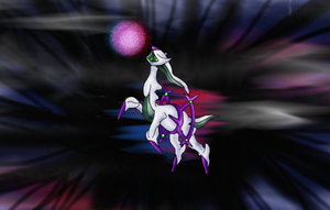 Arceus of Awesomeness by ComputerDragon