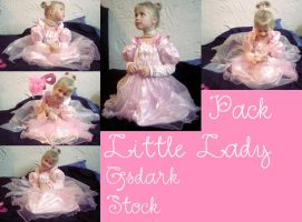 Little Lady sitting Pack by gsdark-stock