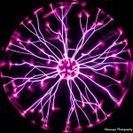 Plasma Ball 1 by Okavanga