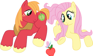 Shy Couple by PaulySentry