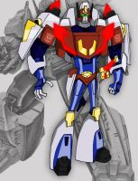 Animated Star Saber by RodimusZero