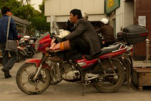 Moto taxi by CunisiaInc