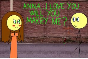 Anna and Cody proposal ( Remade ) by TheAdamBryant