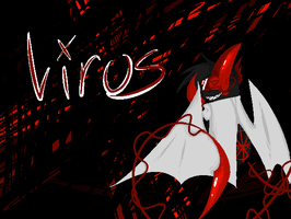 V is for Virus by Spoider