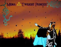 Viveeh as Midna by Liquidfire3