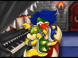 Piano Bros. by ApplesRockXP