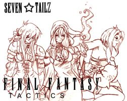 Final Fantasy Tactics Thingie by SevenTailz