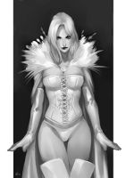 Heroine: White Queen by E-Mann