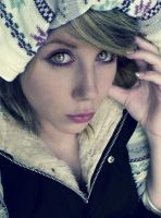 Winter Girl edited by HaleyCage