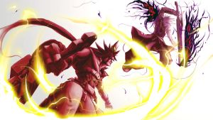 Sol vs Ragna The Final Bout by BladeofGoth