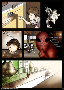 Aeon Wake Up fanfiction page 2 by AleL98